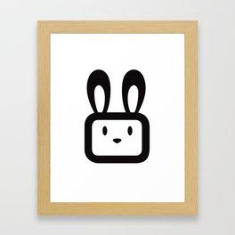 Lapinou Framed Art Print
