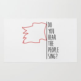 Do You hear The People Sing? - Red Flag? Rug