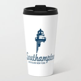 Southampton - Long Island. Travel Mug