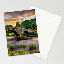 Llanrwst Bridge Stationery Cards