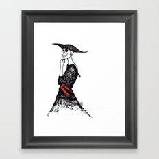 Self Standing Framed Art Print