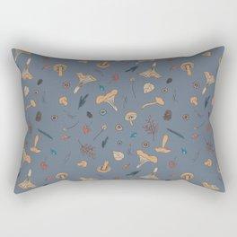 Wild gatherer Rectangular Pillow