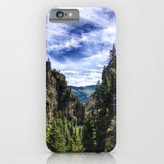 Hanging Lake Trail Slim Case iPhone 6s