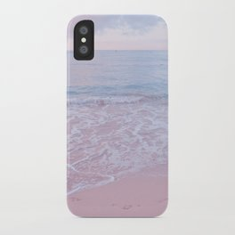 calm day 02 ver.pink iPhone Case