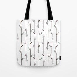 Spring Pattern Tote Bag
