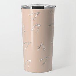 Wish Bone Travel Mug