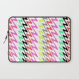 Zig Zag Stripes Laptop Sleeve
