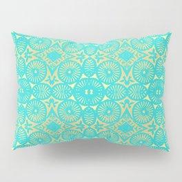 aquagold flower power 3 Pillow Sham