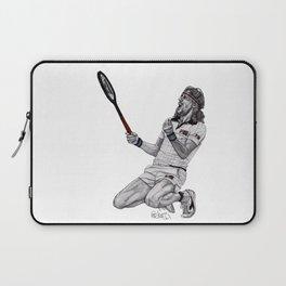Tennis Borg Laptop Sleeve