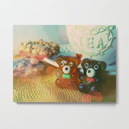 Gummy Love Metal Print