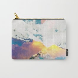 Dreaming Mountains Carry-All Pouch