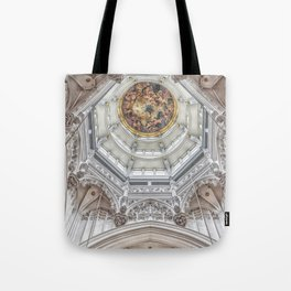Cathedral of Our Lady Tote Bag
