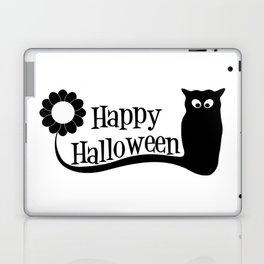 Happy Holloween Owl Laptop & iPad Skin