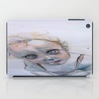 child iPad Cases featuring Child by Haram Ahn