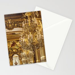 A Night At The Opera Stationery Cards