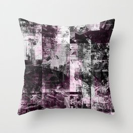 Order out of Chaos Throw Pillow