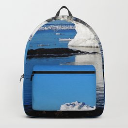 Iceberg in the Shallows Backpack