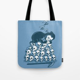 Grim Sleeper Tote Bag