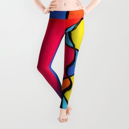 CALIFORNIA WAVE Leggings