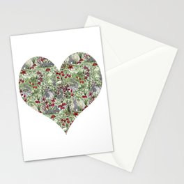 Buns in the Sun Stationery Cards