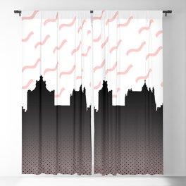 Cityline Design Blackout Curtain