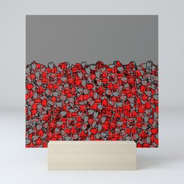 paradajz Mini Art Print