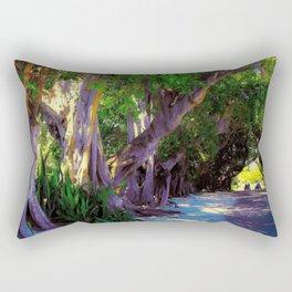 Banyan Street View Rectangular Pillow