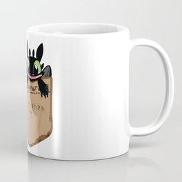 Toothless smile Coffee Mug