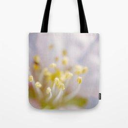 Spring flowers. Dreams. Bokeh Tote Bag