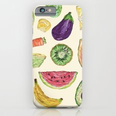 Froot and Veg iPhone 6s Slim Case