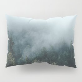 The Smell of Earth - Nature Photography Pillow Sham