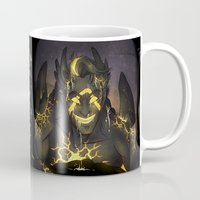 borderlands Mugs featuring Warrior-Jack by Flashes on Match-heads