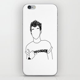 Louis Tomlinson iPhone Skin