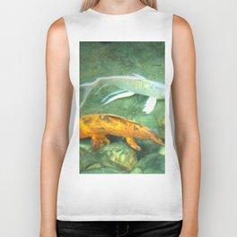 Coy Fish Biker Tank
