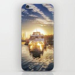 Australian Sunrise iPhone Skin