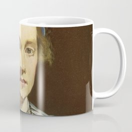 Edouard Manet - Victorine Meurent Coffee Mug