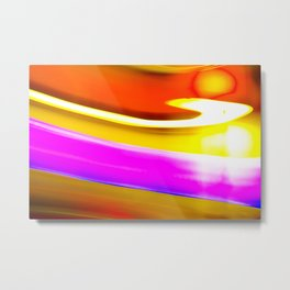 Abstrat colors #2 Metal Print