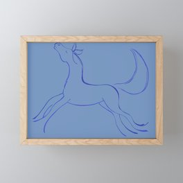 The Gift Framed Mini Art Print