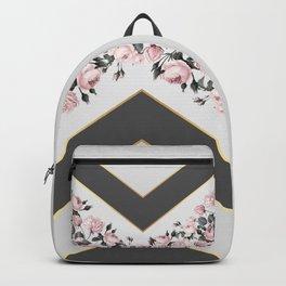 Always beautiful roses Backpack