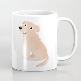Golden Retriever - Cute Dog Series Coffee Mug
