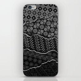 Pattern Madness iPhone Skin