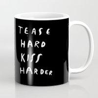 WORK HARD, PLAY HARDER Mug