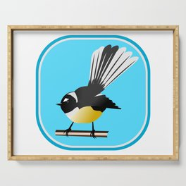 Fantail NZ BIRD Serving Tray