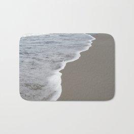 Beach Waves 1 Bath Mat