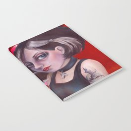 The Goth, Hearts Notebook