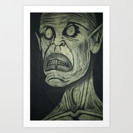 Orlok Art Print