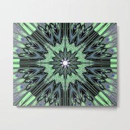 WAY TRIPPY/Leaves Of Grass Metal Print