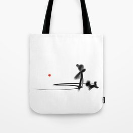 Whattheline funboy Tote Bag