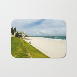 Cottesloe Beach, Perth, Western Australia Bath Mat