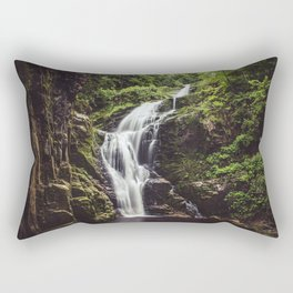 Wild Water - Landscape and Nature Photography Rectangular Pillow